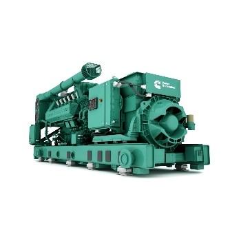 Cummins представила новые генераторы HSK78G
