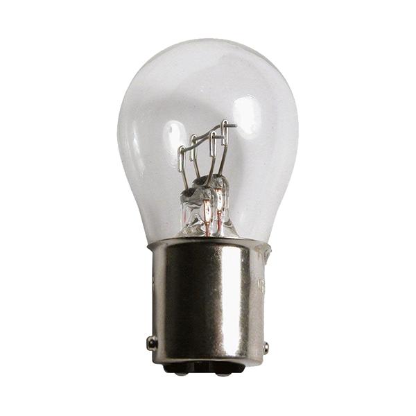 Лампа накала с байонетным цоколем