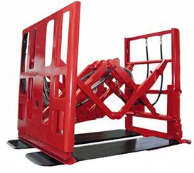 выдвижные устройства (сталкиватели грузов)